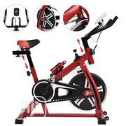 Standard Spinning Bike Available | Sports Equipment for sale in Rivers State, Port-Harcourt