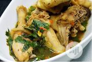 Delicous Full Chicken Pepper Soup Or Chicken And Plantain Porridge | Meals & Drinks for sale in Anambra State, Onitsha