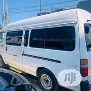 Clean Toyota Hiace 2001 White | Buses & Microbuses for sale in Benue State, Apa