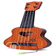 Guitar Musical Instrument, Brown | Toys for sale in Lagos State, Amuwo-Odofin