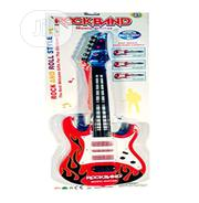 Rock And Roll Style Guitar Toy For Kids | Toys for sale in Lagos State, Amuwo-Odofin