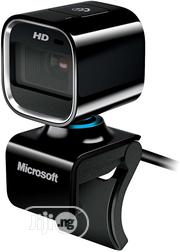 Microsoft Lifecam HD-6000 For Notebooks | Computer Accessories  for sale in Lagos State, Ikeja