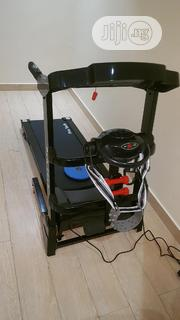 2.5hp Treadmill With Massager and Dumbbells | Sports Equipment for sale in Lagos State, Isolo