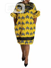 Vibrant Ankara Shift Dress | Clothing for sale in Lagos State, Ikeja