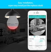 Spy Security Bulb Camera | Security & Surveillance for sale in Lagos State, Yaba