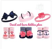 Booties N Headband | Babies & Kids Accessories for sale in Lagos State, Amuwo-Odofin