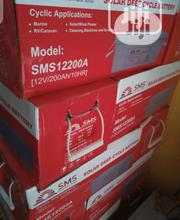 Original 200ah Sms Battery With 1 Year Warranty | Solar Energy for sale in Lagos State, Ojo