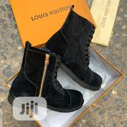 Louis Vuitton High Boot Original | Shoes for sale in Lagos State, Surulere