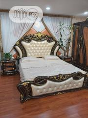 Standard Quality Set Of King Size Royal Bed | Furniture for sale in Lagos State, Ojo