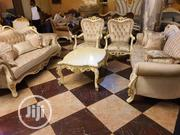8 Seater Foreign Imported Turkey Chairs With Center Table | Furniture for sale in Lagos State, Amuwo-Odofin