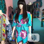 Ankara Playsuit | Clothing for sale in Abuja (FCT) State, Nyanya