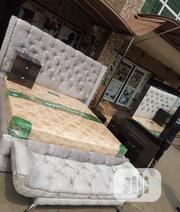 Upholstery Bed Frame | Furniture for sale in Lagos State, Ojo