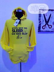 Yellow Hoodie   Clothing for sale in Rivers State, Port-Harcourt
