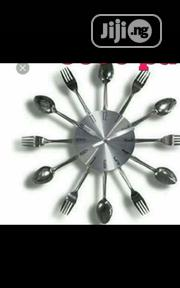 Cutlery Wallclock | Home Accessories for sale in Lagos State, Lagos Island