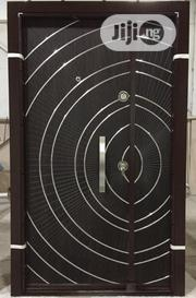 Circle Silver Door | Doors for sale in Lagos State, Orile
