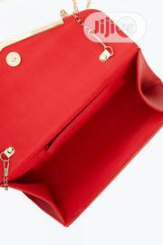 New Small Leather Handbags Women Red Crossbody Bags Lock Design   Bags for sale in Lagos State, Ajah