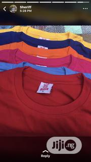 Plain T-shirts | Clothing for sale in Lagos State, Lagos Island