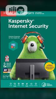 Kaspersky Internet Security 4 Users 2020 | Software for sale in Lagos State, Ikeja