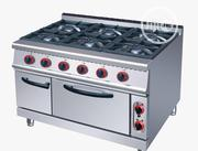 6 Burner Gas Cooker With Oven | Kitchen Appliances for sale in Lagos State, Ojo