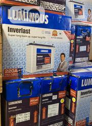 200A Luminous Tubular Inverlast Battery | Electrical Equipment for sale in Lagos State, Ojo