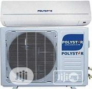 Polystar 1.5HP Air Conditioner 100% Copper Fast Cooling With Kits | Home Appliances for sale in Lagos State, Ojo