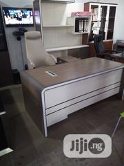 1.6meter Executive Table With Extension And Mobil Drawer | Furniture for sale in Lagos State, Yaba
