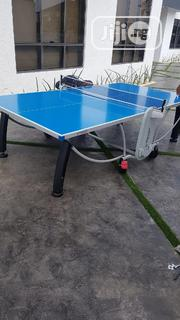American Fitness Table Tennis Board With Complete Accessories | Sports Equipment for sale in Lagos State, Maryland