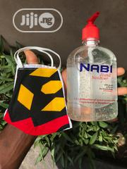 Nabi Hand Sanitizers With Free Face Mask | Skin Care for sale in Lagos State, Magodo