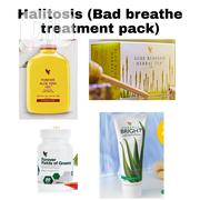 Mouth Odour (Bad Breath) Treatment Pack   Bath & Body for sale in Lagos State, Ikeja