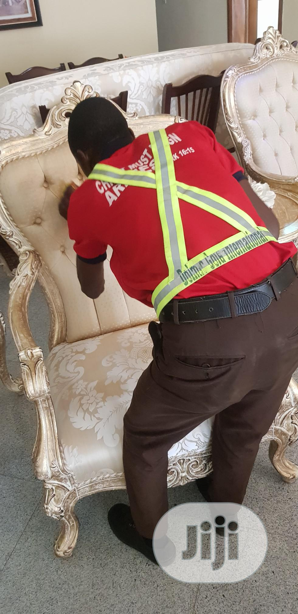 Upholstery And Sofa Cleaning Services