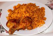 Jolof Rice And Chicken   Meals & Drinks for sale in Abuja (FCT) State, Lokogoma