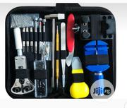 Wristwatch Repair Set And Watch Notch Watch Repair Tools | Manufacturing Materials & Tools for sale in Lagos State, Agege