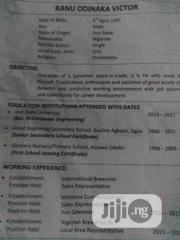 Logistics & Transportation CV | Logistics & Transportation CVs for sale in Lagos State, Badagry