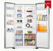 High Quality Hisense Durable Double Door Fridge/Freezer | Kitchen Appliances for sale in Lagos State, Ojo