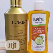 Lumine Gold Lotion/ Facial Toner | Skin Care for sale in Lagos State, Amuwo-Odofin