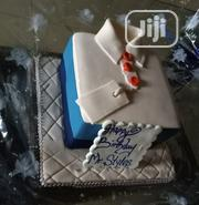 "7"" And 8"" Fondant Cake 
