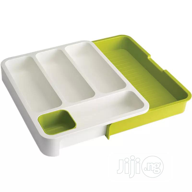 Expandable Cutlery Tray | Kitchen & Dining for sale in Ikeja, Lagos State, Nigeria