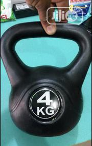4kg Kettle Dumbell | Sports Equipment for sale in Lagos State, Victoria Island