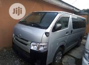 Tokunbo Toyota Hiace 2015 Silver | Buses & Microbuses for sale in Oyo State, Egbeda