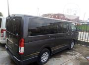Tokunbo Toyota Hiace 2017 Black | Buses & Microbuses for sale in Oyo State, Egbeda