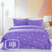 7x7 Correct Duvet,Bedsheet With 4 Pillow Cases   Home Accessories for sale in Lagos State, Ikeja