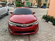 Toyota Camry 2012 Red | Cars for sale in Lagos State, Ikoyi