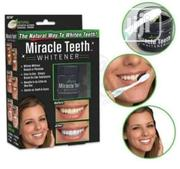 Miracle Teeth Whitening Activated Charcoal Powder | Bath & Body for sale in Lagos State, Alimosho