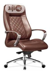 Excutive Brown Office Chair | Furniture for sale in Lagos State, Lagos Island