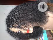 Virgin Kinky Curls Wig | Hair Beauty for sale in Lagos State, Ifako-Ijaiye