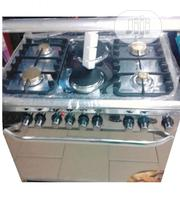 Nexus Standing Gas Cooker 4+2 Electric And Gas With Oven Blue Flame | Kitchen Appliances for sale in Lagos State, Ojo