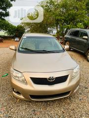 Toyota Corolla 2010 Gold | Cars for sale in Abuja (FCT) State, Kubwa