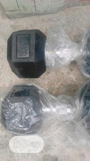 2pairs 20kg Hex Dumbell (40kg) | Sports Equipment for sale in Lagos State, Surulere