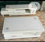 Set Of Tv Stand With Centertable   Furniture for sale in Lagos State, Yaba