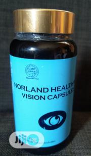 Norlan Vision Capsule Good for Glaucoma, Cataract and Other Eye Issues | Vitamins & Supplements for sale in Abuja (FCT) State, Asokoro